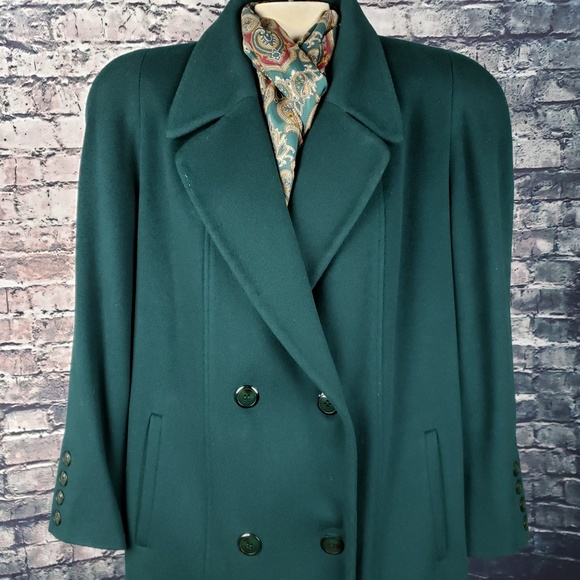 Signature Expressions Jackets & Blazers - Vintage Signature Expressions Hunter Coat Size 16